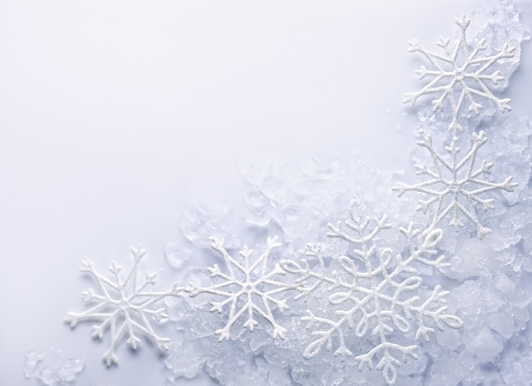 Winter Images Winter Snow Flakes Hd Wallpaper And