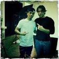 With Massimo...