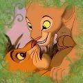 Der König der Löwen Bilder Young Simba & Nala Avatar Foto