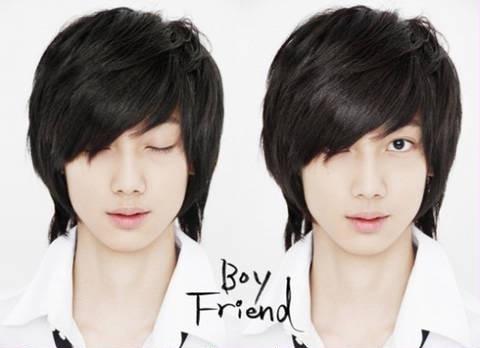 boyfriend kwang min