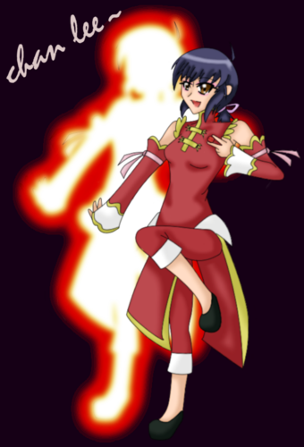 chan lee - bakugan-girls-and-boys Photo