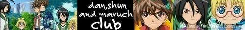 dan,shun and marucho banner