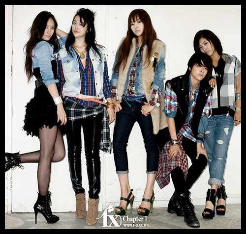 F(x) wallpaper possibly with a hip boot, a well dressed person, and long trousers titled f(x)