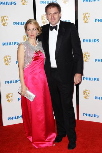 gillian anderson ' British Academy Television'