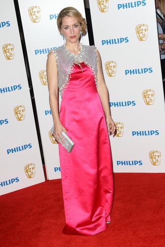 gillian anderson 'british Academy Television'