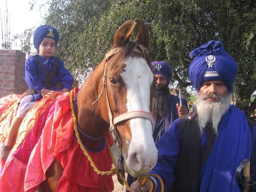 jathedar baba swarnjit singh ,taruna dal,and famly
