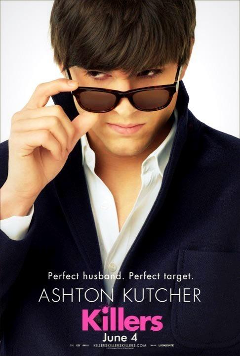 Killers:Katherine Heigl and Ashton Kutcher's movie images ... Ashton Kutcher Movies