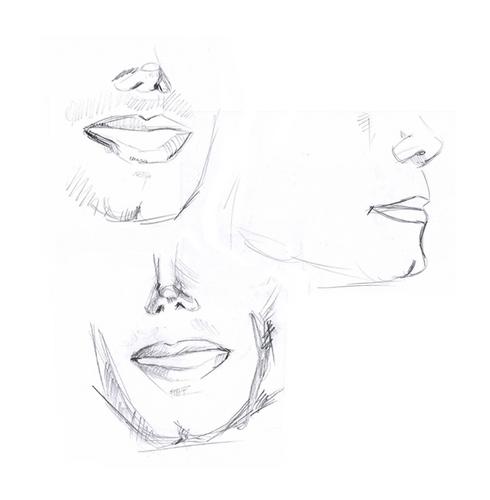 mj mouth