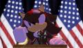 presedent shadow - shadow-the-hedgehog photo