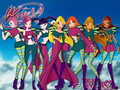 winx as WITCH