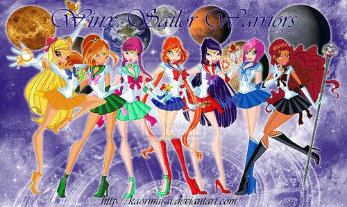 winx as sailors