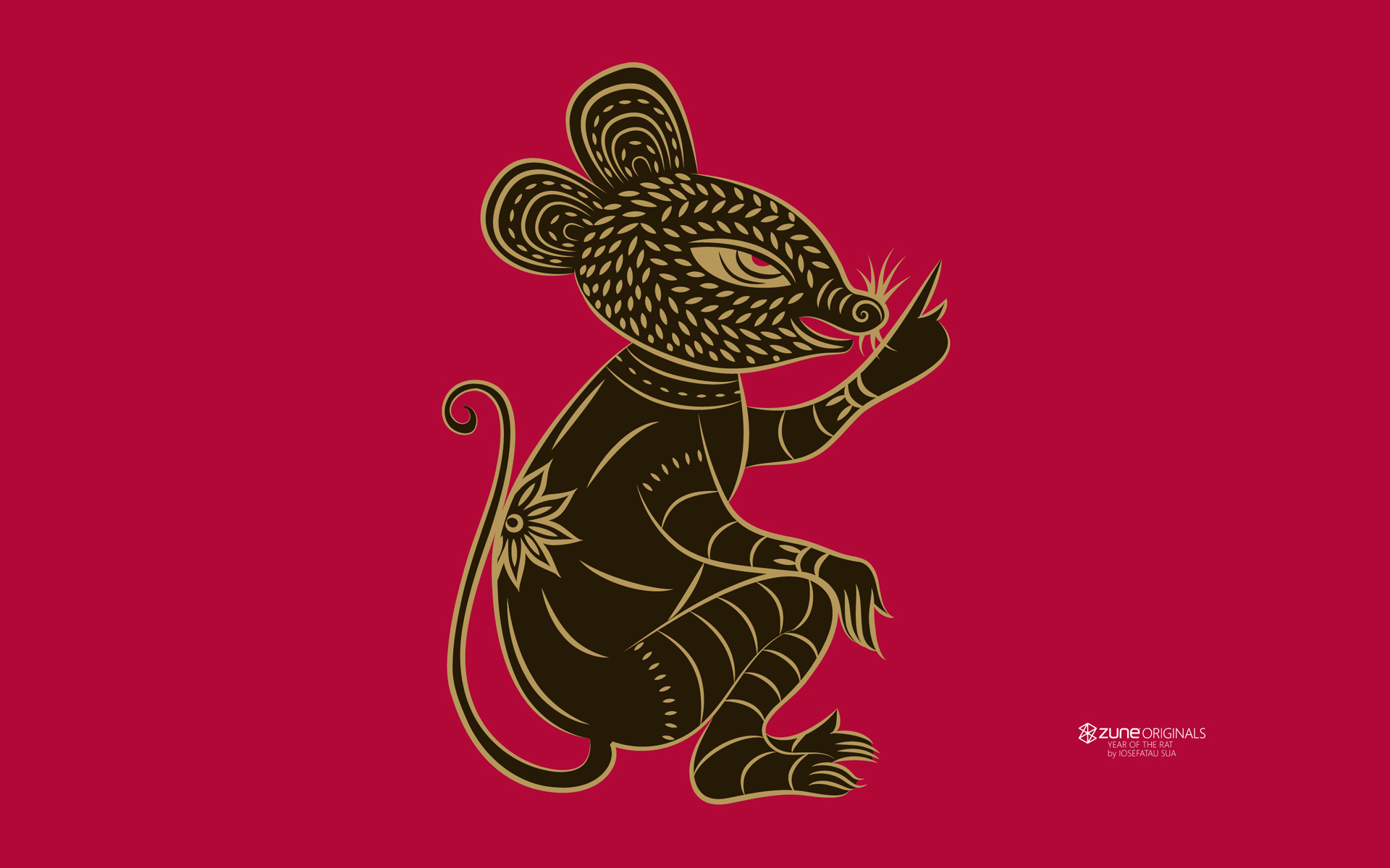 Chinese Zodiac Images Year Of The Rat HD Wallpaper And Background Photos