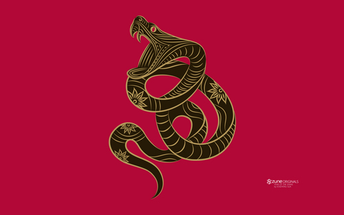 year of the Snake - chinese-zodiac Wallpaper