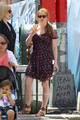 Isla Fisher spotted out in New York - isla-fisher photo