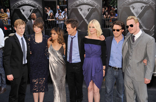 'X-Men: First Class' New York Premiere - 25 May