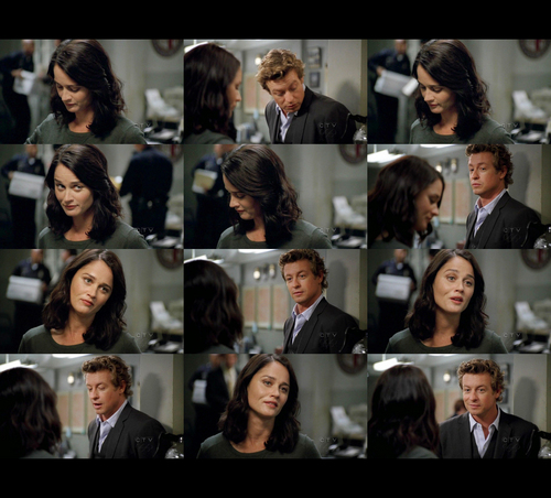 The Mentalist wallpaper probably containing a portrait called 1x19- The Mentalist
