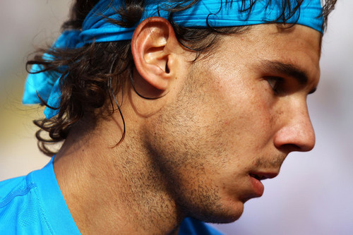 2011 French Open - 日 Three (May 24)