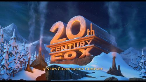 20th Century fox, mbweha (Ice Age: Dawn of the Dinosaurs)