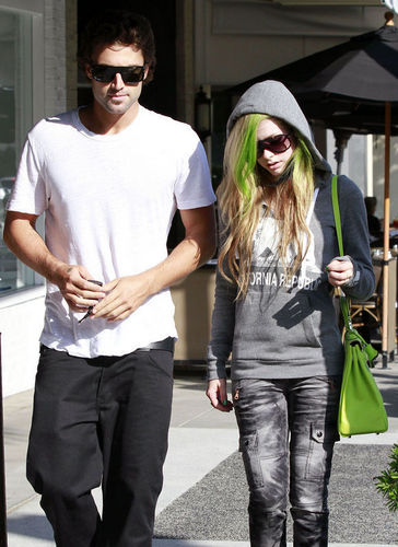 23rd May 2011 - With Brody in Brentwood, CA