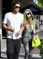 23rd May 2011 - With Brody in Brentwood, CA - avril-lavigne photo
