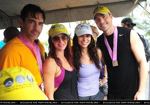2nd Annual Roselyn Sanchez Triathlon for life (5/1/11)