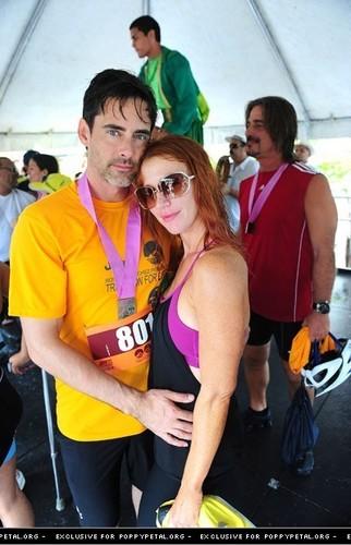 2nd Annual Roselyn Sanchez Triathlon for life (5/1/11)