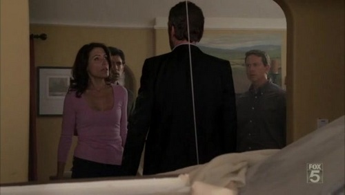 Huddy 壁纸 entitled 7x23 Moving On