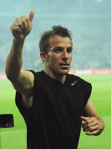 A. del Piero (Juventus - Napoli)