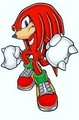 Advance Knuckles - knuckles-the-echidna photo