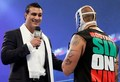 Alberto del rio 2011 wwe draft  - wwe-raw photo