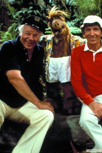 Alf, Gilligan and Skipper