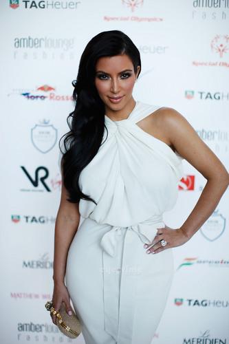 Amber Fashion Show in Monte Carlo