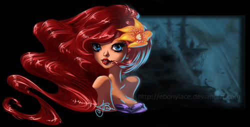 Ariel - ariel Fan Art