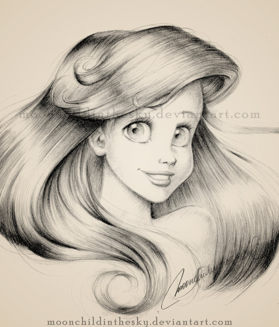 Ariel - Ariel Fan Art (22330004) - Fanpop