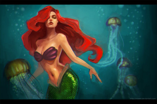 Ariel wallpaper probably with anime called Ariel