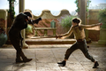 Arya & Syrio - game-of-thrones photo