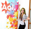 Avril's Visit at the AOL Sessions Studios! - avril-lavigne photo