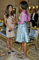 Barack and MIchelle Obama Meet Prince William and Kate Middleton - kate-middleton photo