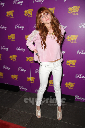 """Bella Thorne: """"Barbie So In Style"""" Collection Launch"""