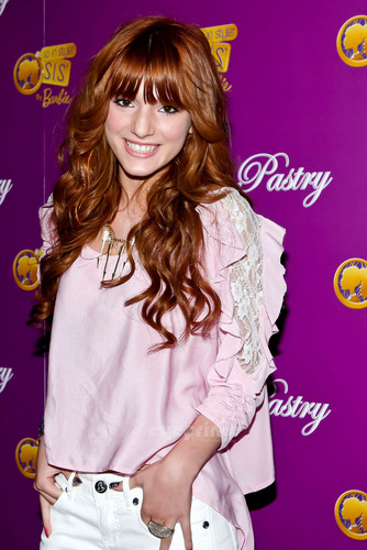 "Bella Thorne: ""Barbie So In Style"" Collection Launch"
