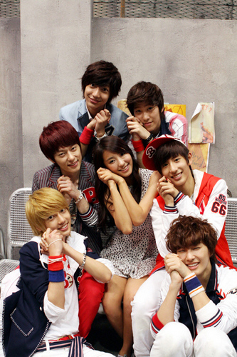Boyfriend with Bora(sistar)