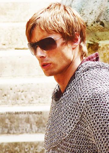 Bradley James *hot*