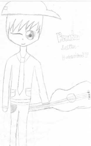 Brandon DeOtter [Humanized!]