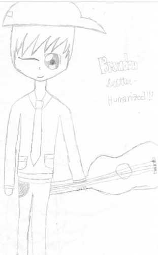 Brandon DeOtter [Humanized!]