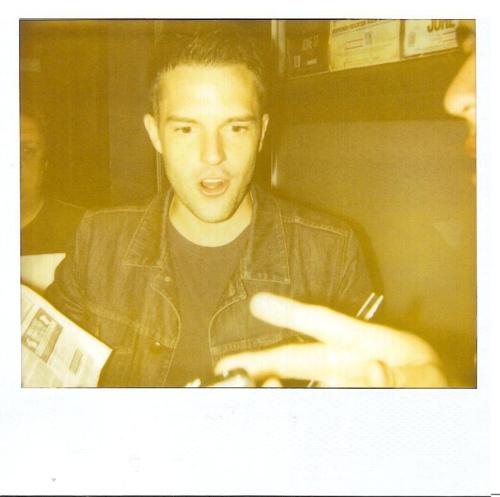 Brandon polaroid