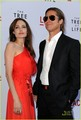 "Brangelina @ ""Tree of Life' Premiere - brangelina photo"