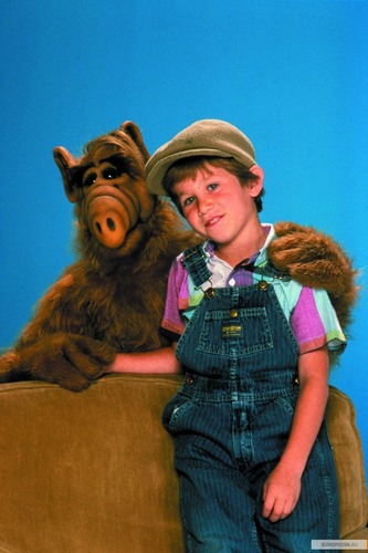 Brian and Alf
