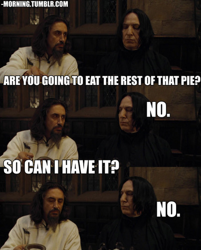 Can I have your pie?