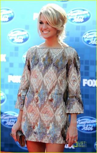 Carrie Underwood: 'Idol' Performance with Lauren Alaina
