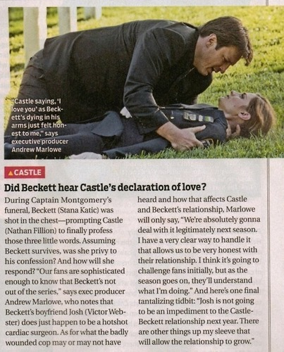 Castle TV Guide Scan